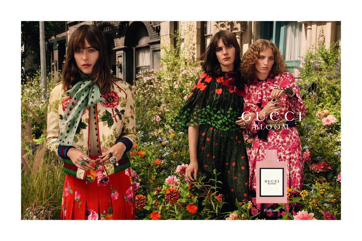 7aaa4c23f6b7 Gucci Gucci Bloom by Alberto Morillas: A Floribundance     I Scent ...