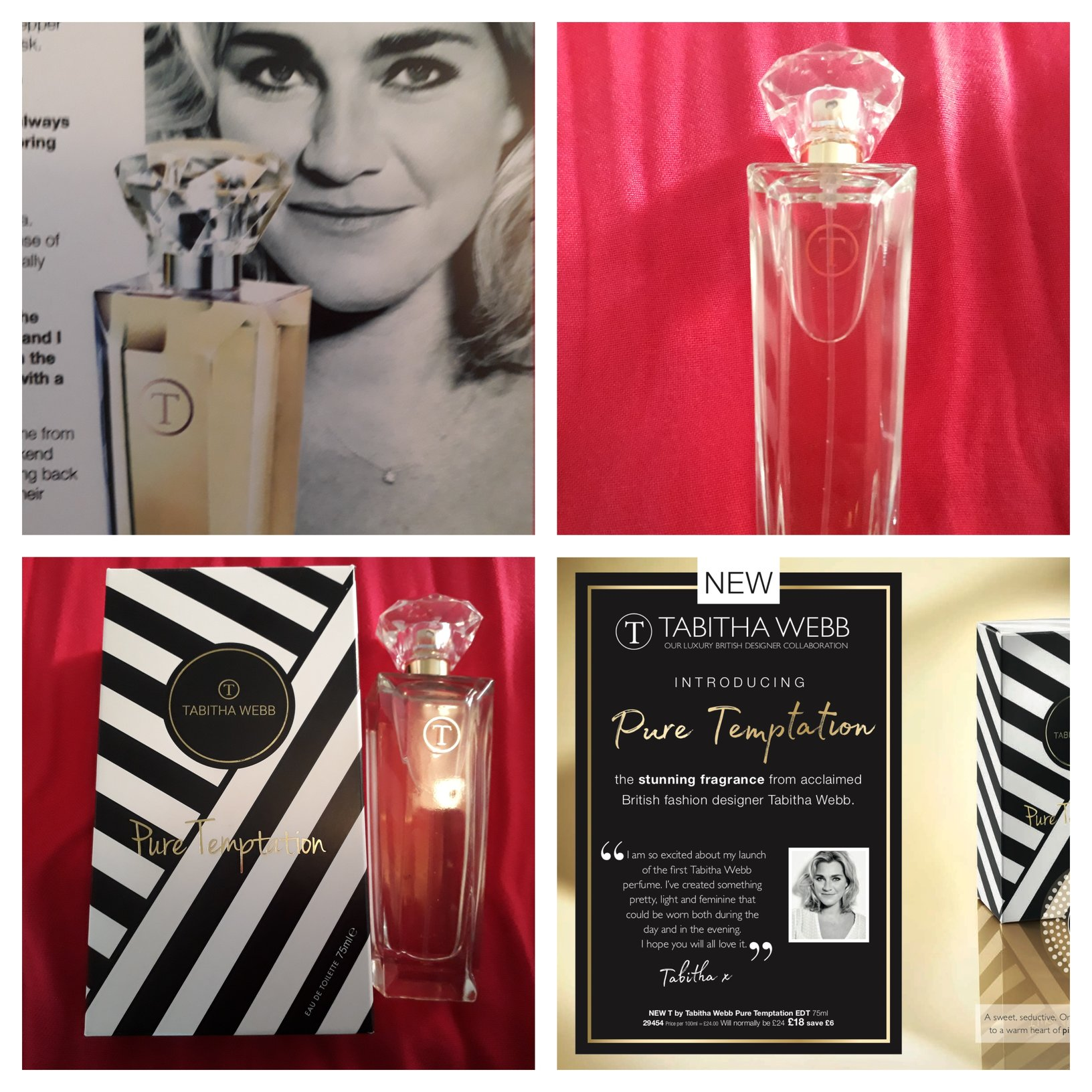 Pure Temptation By Tabitha Webb For Avon Review I Scent You A Day