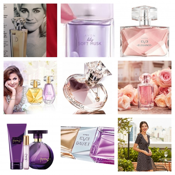 Avon Fragrance Top Ten 2018 I Scent You A Day